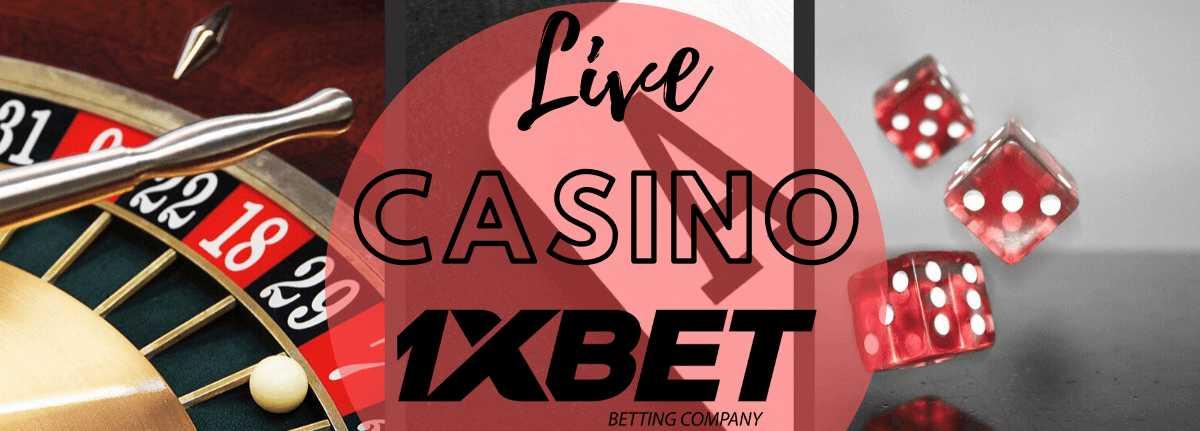 mobile casino 1xBet